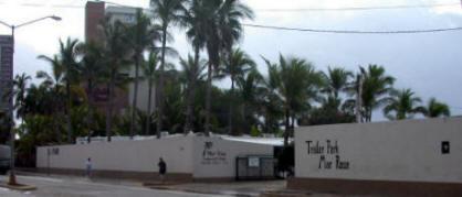 mar rosa entrance